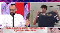Cortita y al pie: la genial respuesta de Pedro Duque en 'Todo es mentira' a la provocación de un