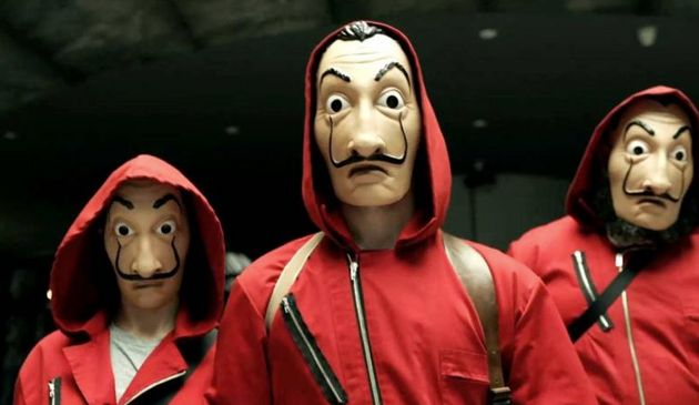 Un julio de estrenos: llega 'La Casa de Papel', 'Stranger Things', 'Orange is the New