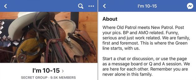 Inside The Secret Border Patrol Facebook Group Where Agents Joke About Migrant Deaths And Post Sexist