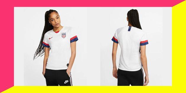 Nike's Highest-Selling Soccer Jersey Belongs To The U.S. Women's