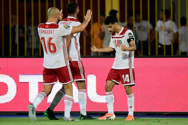 CAN 2019: Le Maroc s'impose face à l'Afrique du