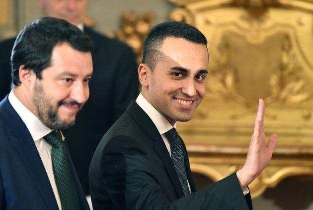 Di Maio e Salvini se la