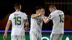CAN 2019- Groupe C : L'Algérie bat la Tanzanie (3-0) et passe aux 1/8 en tête du