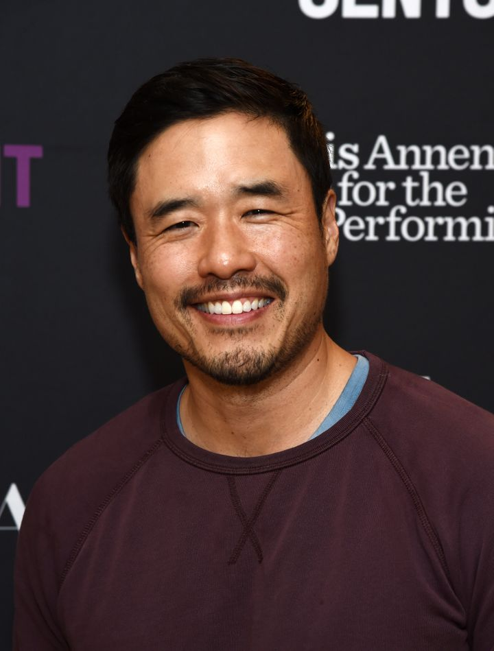 """""""It was like the Beatles,"""" actor Randall Park said of watching BTS."""