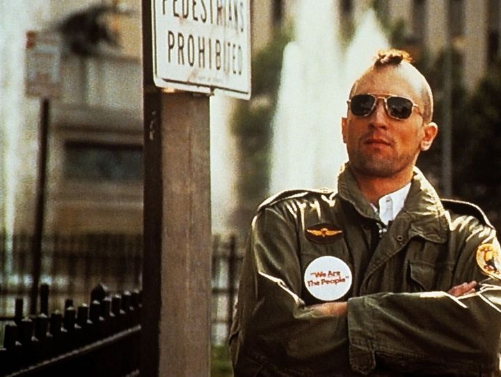 """""""Taxi Driver"""" on Netflix."""