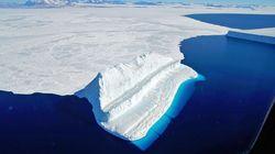 Συρρίκνωση- ρεκόρ των θαλάσσιων πάγων της