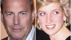 Kevin Costner Reveals The One Thing That Worried Princess Diana About Starring In The Bodyguard