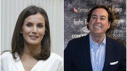 Pipi Estrada pide disculpas a la Casa Real tras esta confusión con la reina