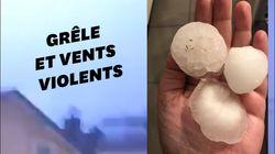 Les orages en Auvergne-Rhône-Alpes ont semé la pagaille et fait de gros