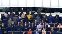 Le coup d'éclat des eurodéputés pro-Brexit à
