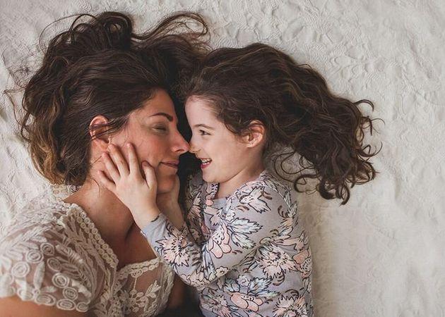 Por qué las madres deben empezar a incluirse en los álbumes