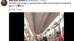 El vídeo de lo que sucedió en el metro de Nueva York que ya tiene más de 60.000 'me