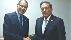 El Othmani au Panama pour représenter le souverain à la cérémonie d'investiture du