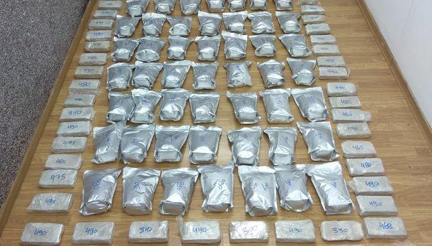 Βρέθηκαν 83 κιλά ηρωίνης στα Πατήσια: Στις έρευνες στελέχη της πρεσβείας των