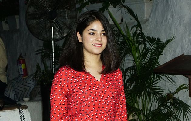 It's insulting to Zaira Wasim to imply that the only way she would choose religion over career...