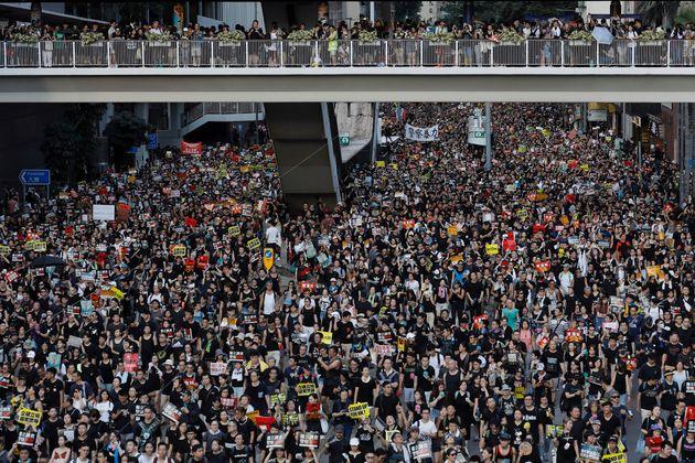 What Is Happening In Hong