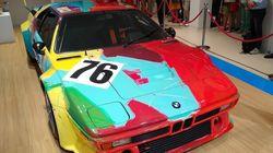 Quando un'auto diventa un'opera d'arte... di Andy
