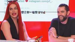 King Jedet acusa a Dani Mateo de homófobo: