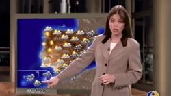 Minerva Piquero, la mítica presentadora del tiempo en Antena 3, vuelve a