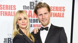 Kaley Cuoco's Hubby Posts Semi-Unflattering Photos For Their
