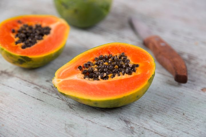 Papaya from Mexico has sickened more than 60 people in a multistate salmonella outbreak, health officials said Friday.
