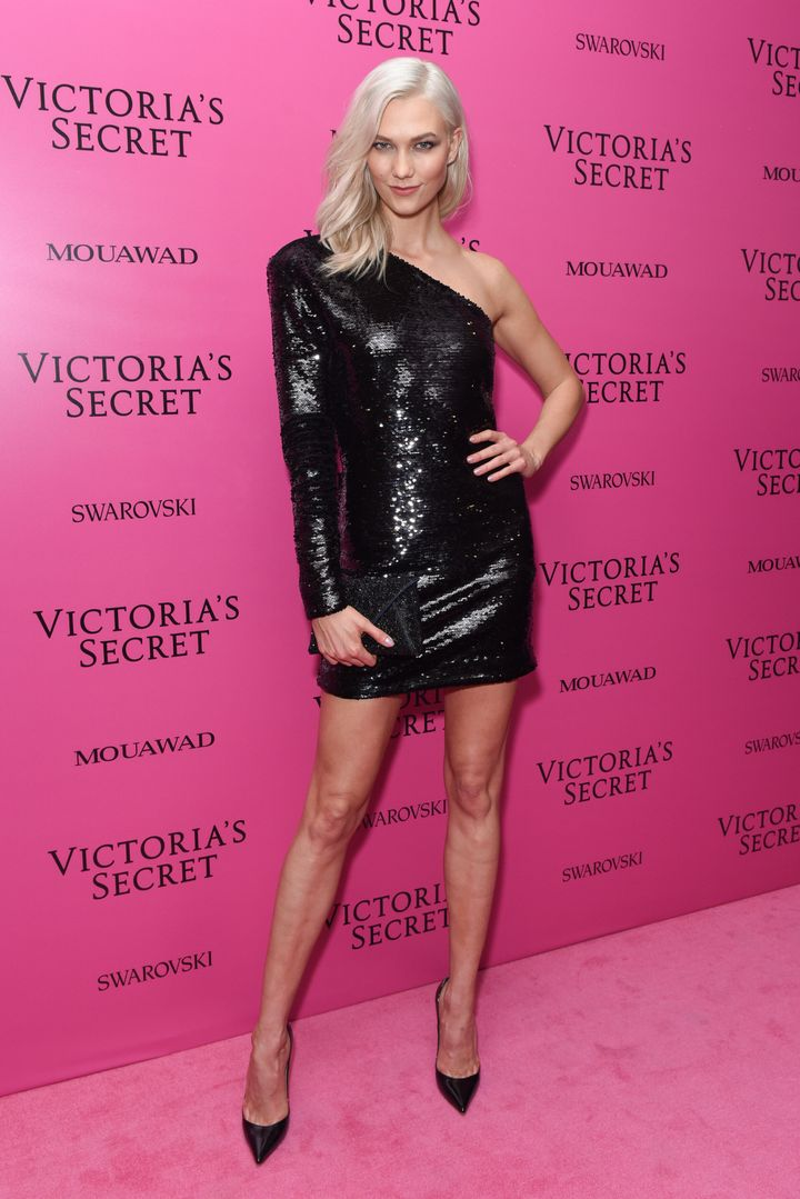 Kloss attends the 2017 Victoria's Secret Fashion Show In Shanghai after party on Nov. 20, 2017 in Shanghai, China.&nbsp