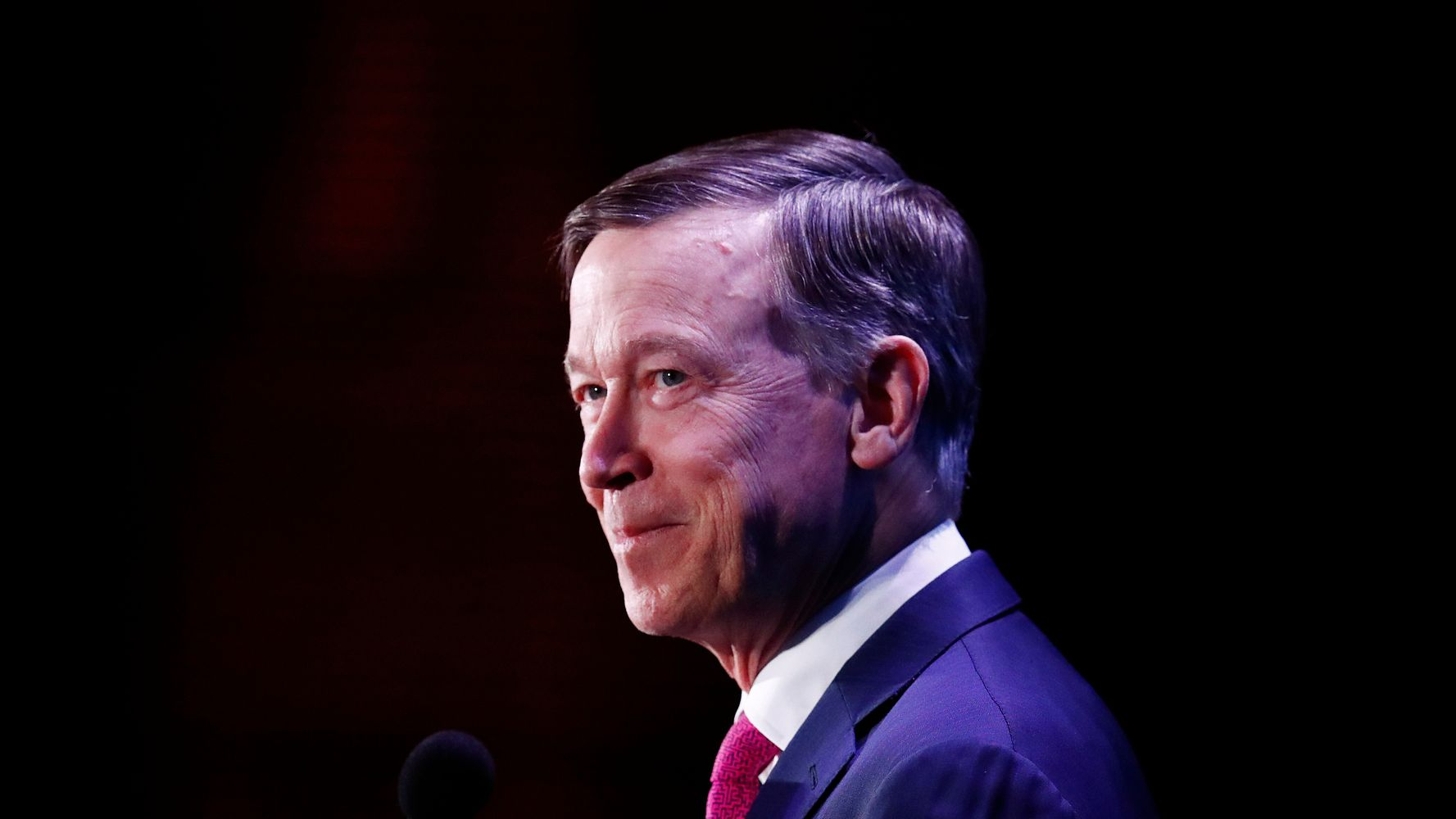 Westlake Legal Group 5d1b5af22500006813e9c1df John Hickenlooper Drops Out Of 2020 Presidential Race
