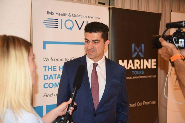 Νίκος Κωστάρας, CEO