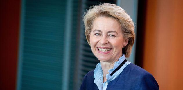 Ursula von der Leyen proposée pour la présidence de la Commission