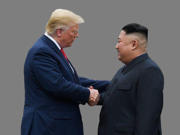 Donald Trump critiqué après sa visite historique en Corée du