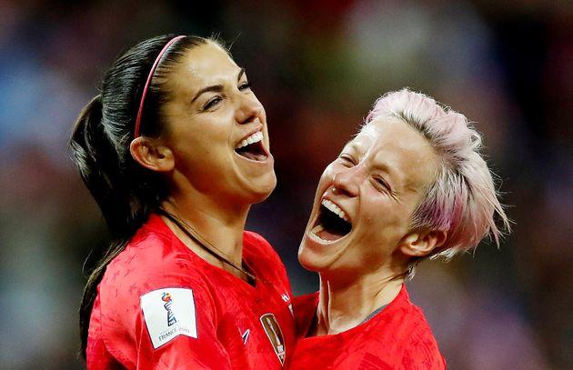 Estados Unidos, primera finalista del Mundial femenino de