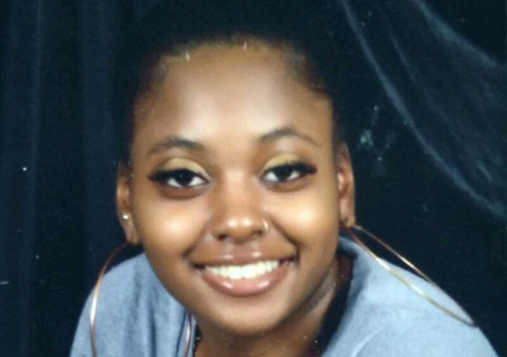 An undated photo of Marshae Jones, who was indicted in the death of her five-month-old fetus after she was the victim of a sh