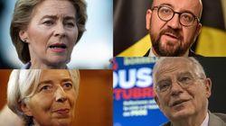 Estos serán los políticos que llevarán las riendas de Europa en los próximos