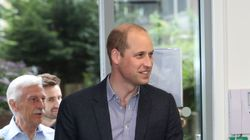 Prince William Surprises Fans Honoring Princess