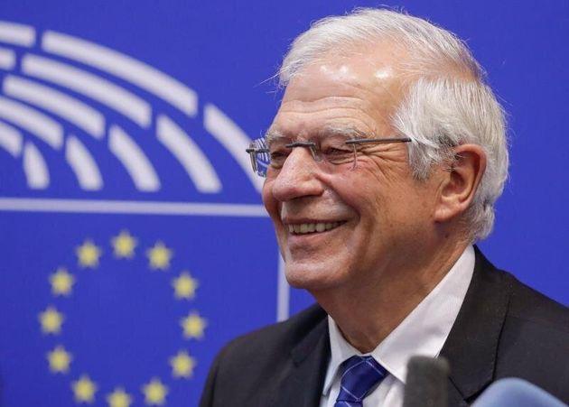 Josep Borrell, en una imagen de