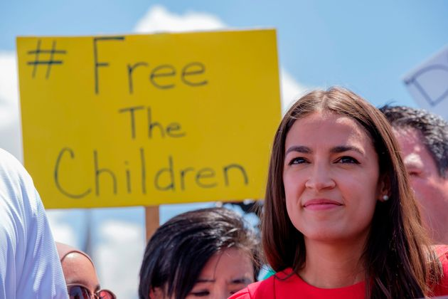 The US Is 'Headed To Fascism,' Says Alexandria Ocasio-Cortez After Tour Of Detention Facilities At Southern