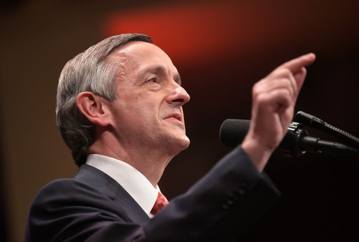 Robert Jeffress is the pastor of First Baptist Dallas and a longtime adviser to Donald Trump.