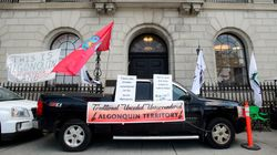 Algonquin Grand Chief Ends Hunger Strike For Ottawa Indigenous