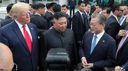 """국민 10명 중 6명 """"남북미 정상 판문점 회동"""