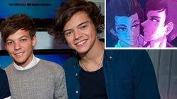 One Direction's Louis Tomlinson Blasts 'Euphoria' Sex Scene With Harry