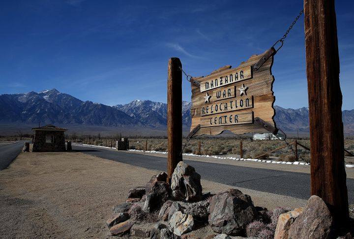 Manzanar was absolutely a concentration camp, says a descendant of the man who helped open it during World War II.
