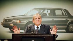 Auto Industry Leader Lee Iacocca