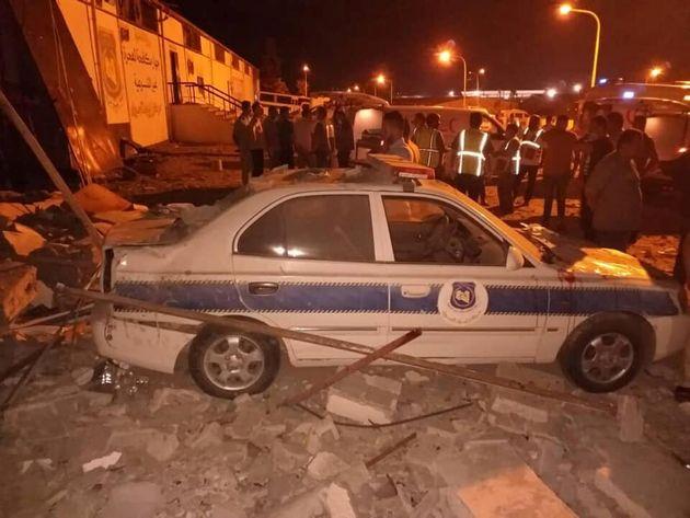 Μακελειό στη Λιβύη: Βομβαρδίστηκε κέντρο κράτησης προσφύγων και