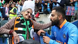 Virat Kohli, Rohit Sharma Blessed By 87-Year-Old 'Super Fan' As They Enter World Cup