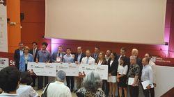 Οι νικητές του ΜΙΤ Enterprise Forum