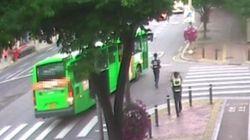 서울 강남에서 만취 상태로 버스 운전하던 기사가 붙잡힌 사연
