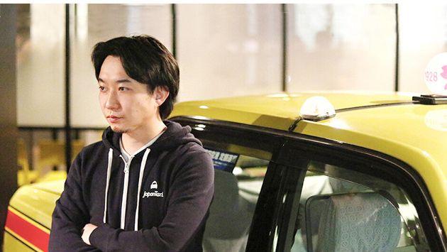 「人の移動手段」だったタクシーが、センシングカーにもなる。JapanTaxiが目指すこれからのタクシー