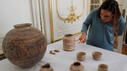 France Returns Stolen Ancient Artefacts Worth $157,000 To