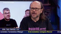 Santiago Segura se sincera en 'El Hormiguero':
