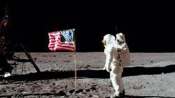 43년전, NASA는 아폴로 11호의 달착륙 영상을 인턴직원에게